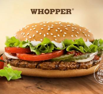 Burger King : un abribus senteur Whopper