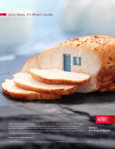 Prints culinaires : les aliments vous ouvrent leurs portes