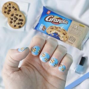 La moelleuse campagne de Granola sur Instagram pour son nouveau cookie !