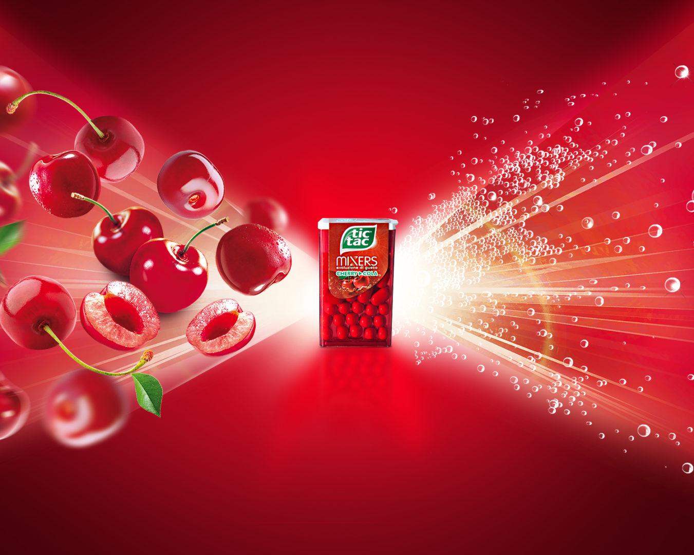New Tic Tac : une nouvelle expérience qui change de saveur !