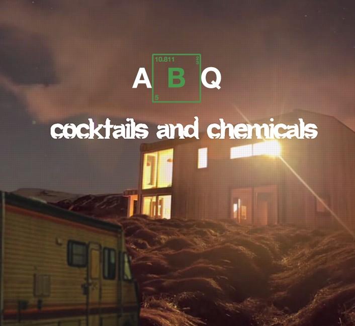 Le laboratoire à cocktails Breaking Bad à Londres