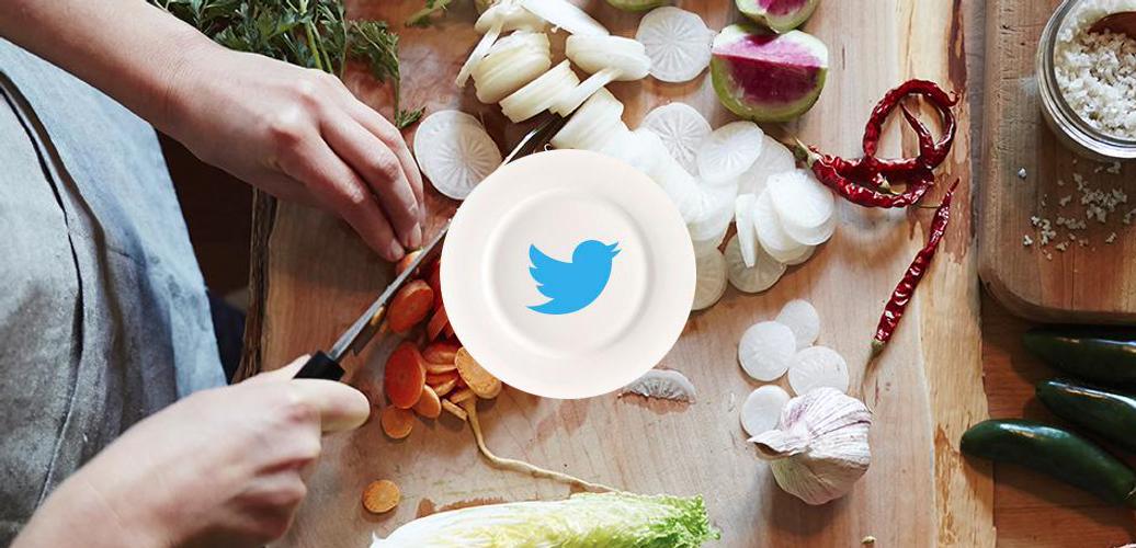 TwitterFood : Un nouveau compte pour Twitter dédié au Food !
