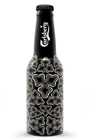 La Carlsberg Night Bottle - Beer