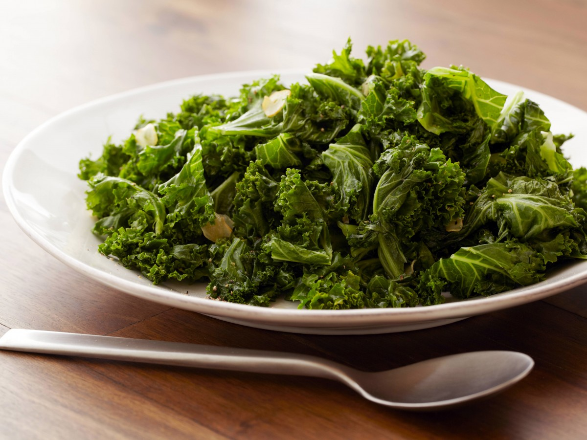 Kale ou chou frisé
