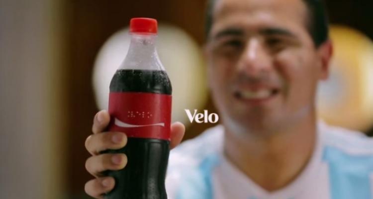 L'opération de Coca Cola pour les personnes aveugles