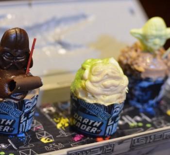 Des Cupcakes Star Wars