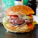 Pièce du Boucher, le kit Burger avec Food Geek & Love