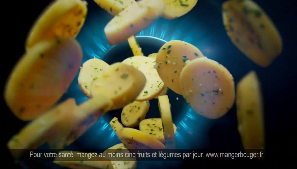 Les pommes de terre McCain
