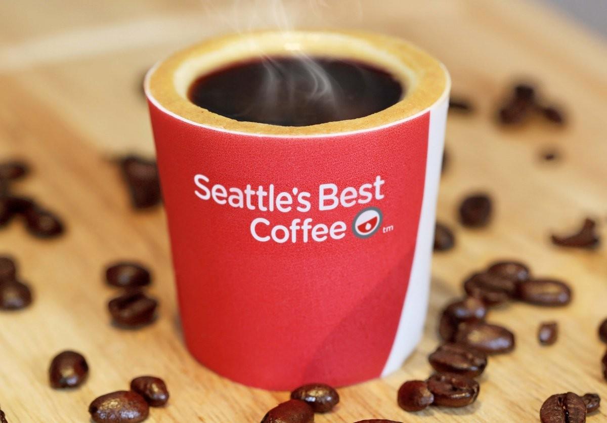 La tasse à café comestible chez KFC !