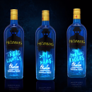 Heisenberg Blue Ice, la vodka version Breaking Bad