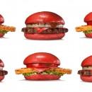 Burger Rouge Burger King Japon