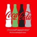 """Coca-Cola dévoile sa nouvelle campagne de pub """"Choose Happiness"""" en Grande-Bretagne"""