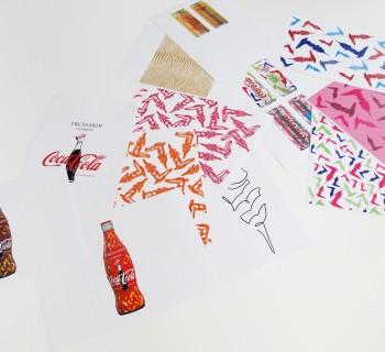 Coca-Cola et Trussardi : un packaging raffiné en édition limitée