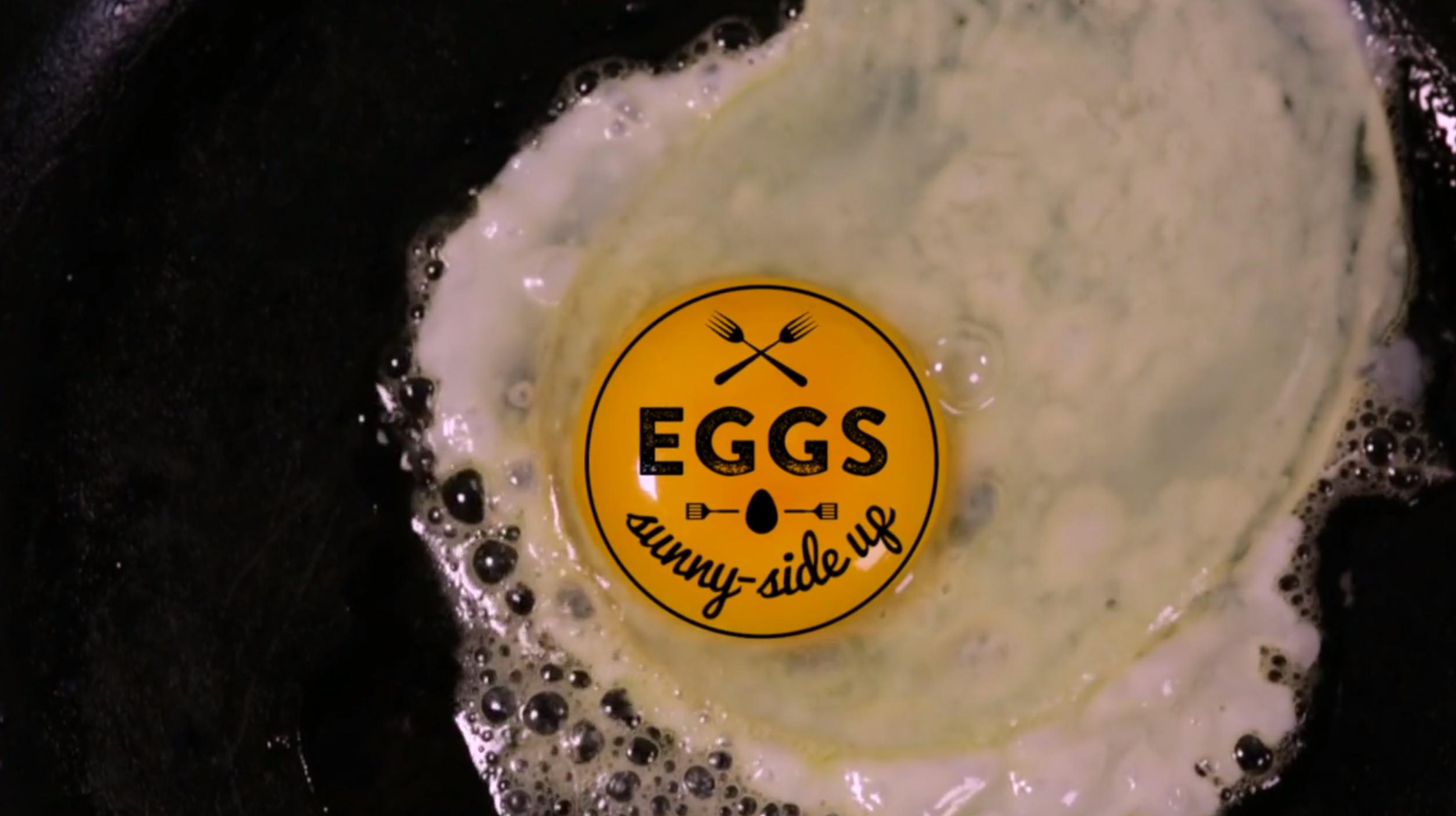 12 façons de faire des oeufs en une vidéo !