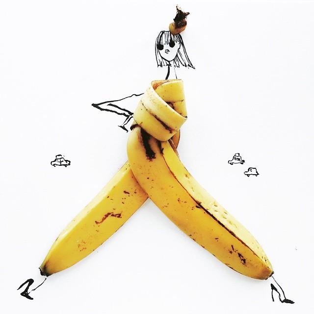 food-croquis-mode-banane