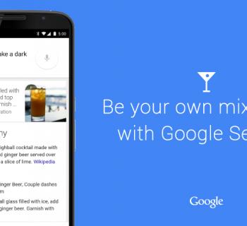 Une application Cocktail pour Google