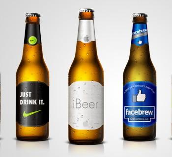 Les marques populaires rebaptisées en bière