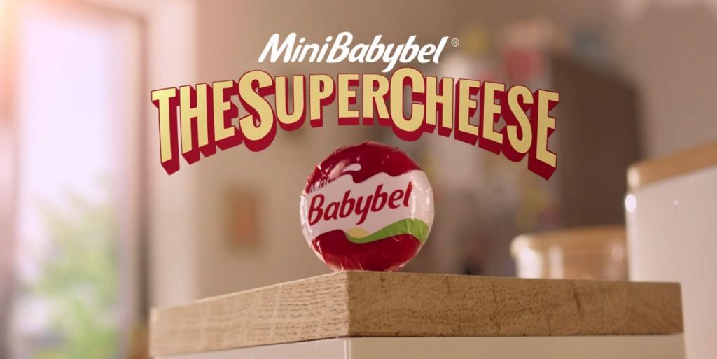 Une nouvelle publicité vidéo pour Mini Babybel