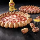Pizza et Hot Dog, le deux en un par Pizza Hut !
