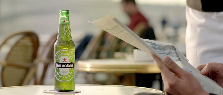 Heineken-bouteille