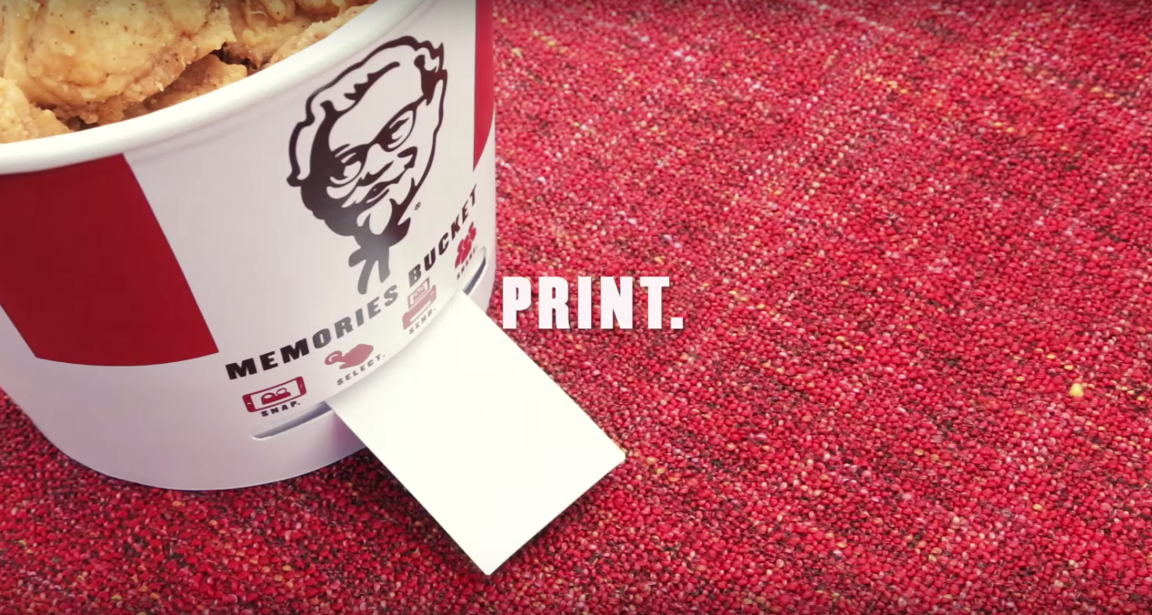 KFC-impression-bucket