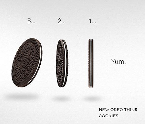 New Oreo Cookie