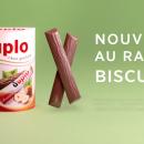 Publicité Duplo Choco Gaufrette