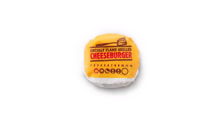 Une nouvelle identité visuelle pour les emballages de Burger King