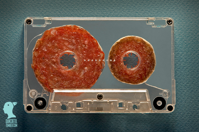 Food'Art Cassette audio