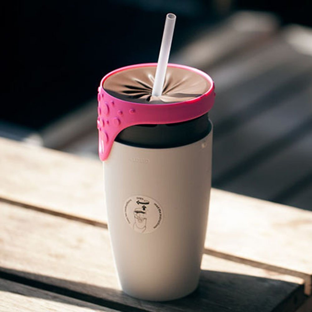 thermos-ouverture-drink-Twist Couvercle-