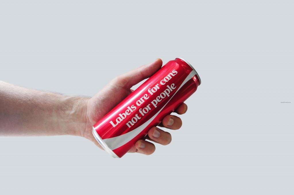 No étiquettes sur les packaging Coca-Cola
