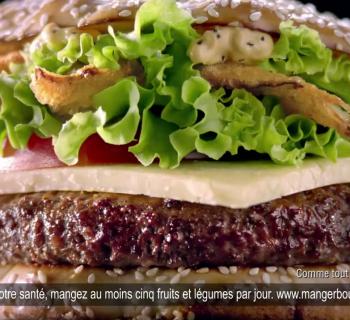 McDonald's lance un nouveau burger : le Grand Premium