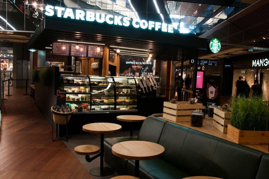 Starbucks à Lille