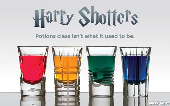 Voici les Harry Shotters