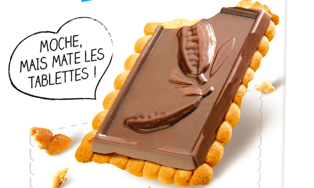 les biscuits moches - Intermarché