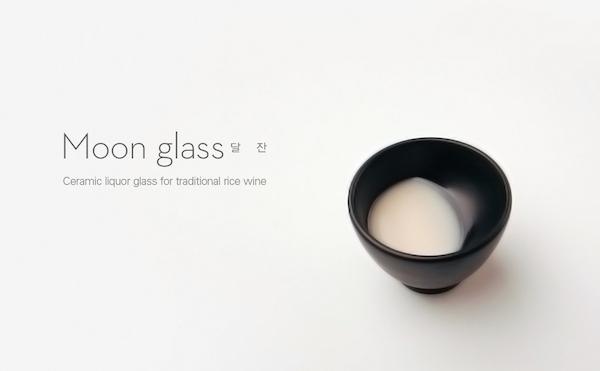 Les verres de lune Moon Glass