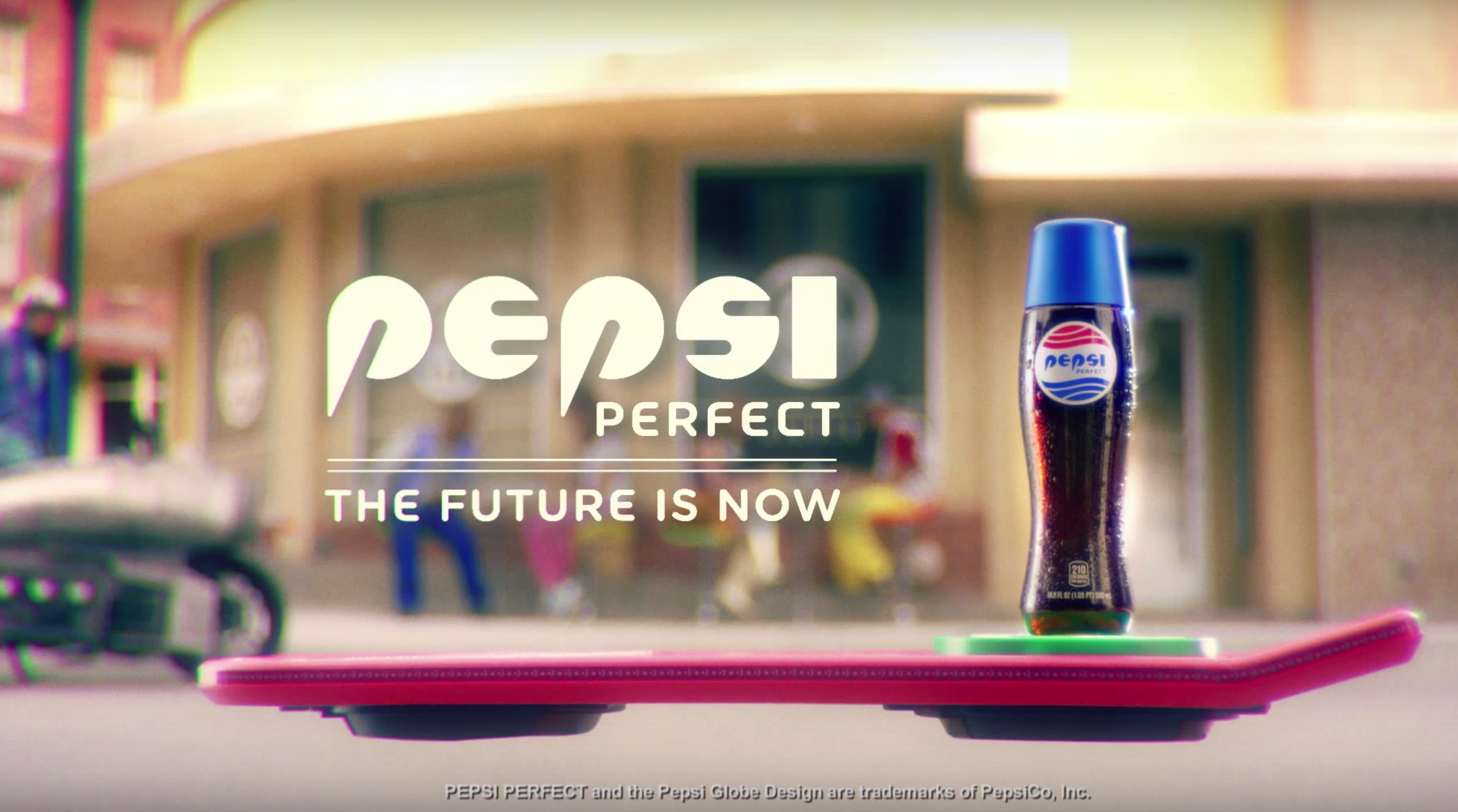 Bouteille Pepsi Perfect