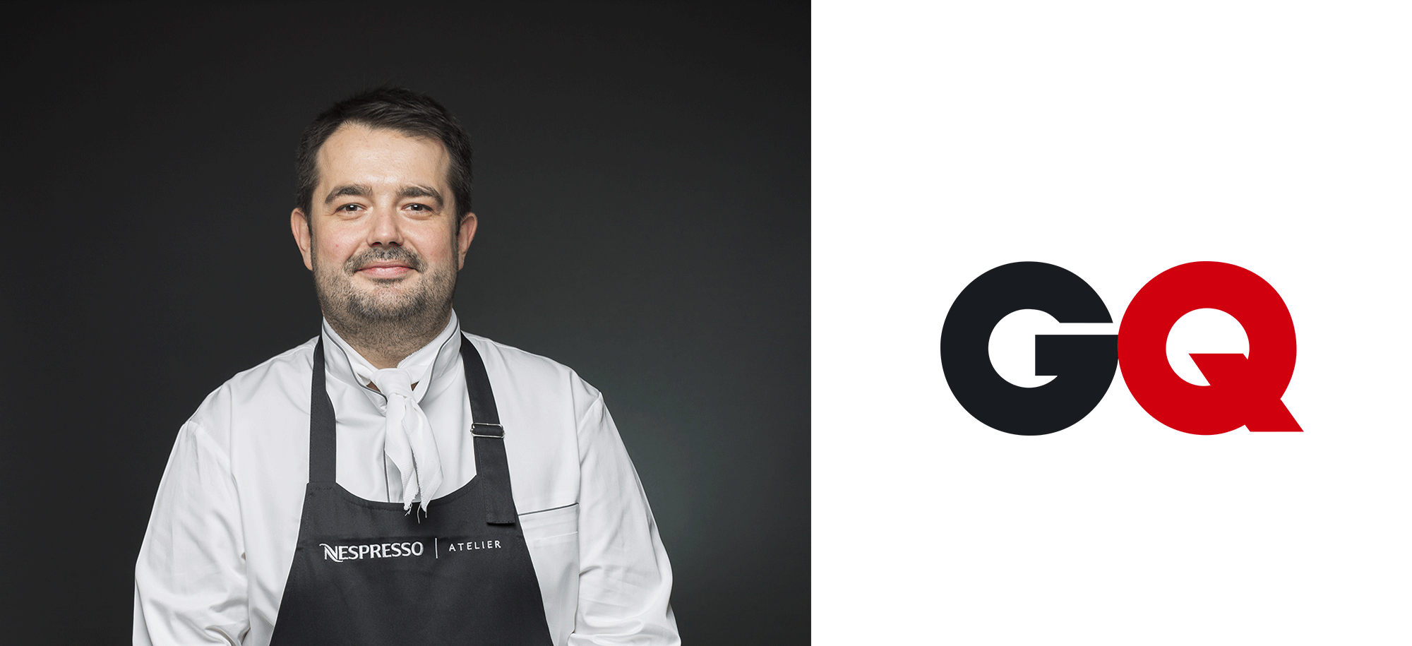 Jean fran ois pi ge lu homme de l 39 ann e 2015 par gq for Cuisinier piege