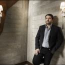 Jean Francois Piege, Dans son nouveau restaurant de la rue d'Agueusseau, paris