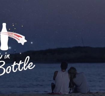 Coca-Cola : un vœu dans la bouteille !