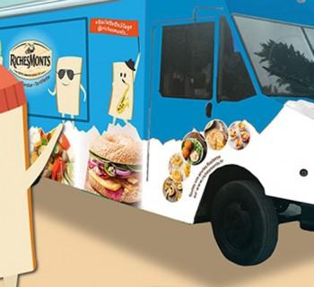 Un food truck RichesMonts