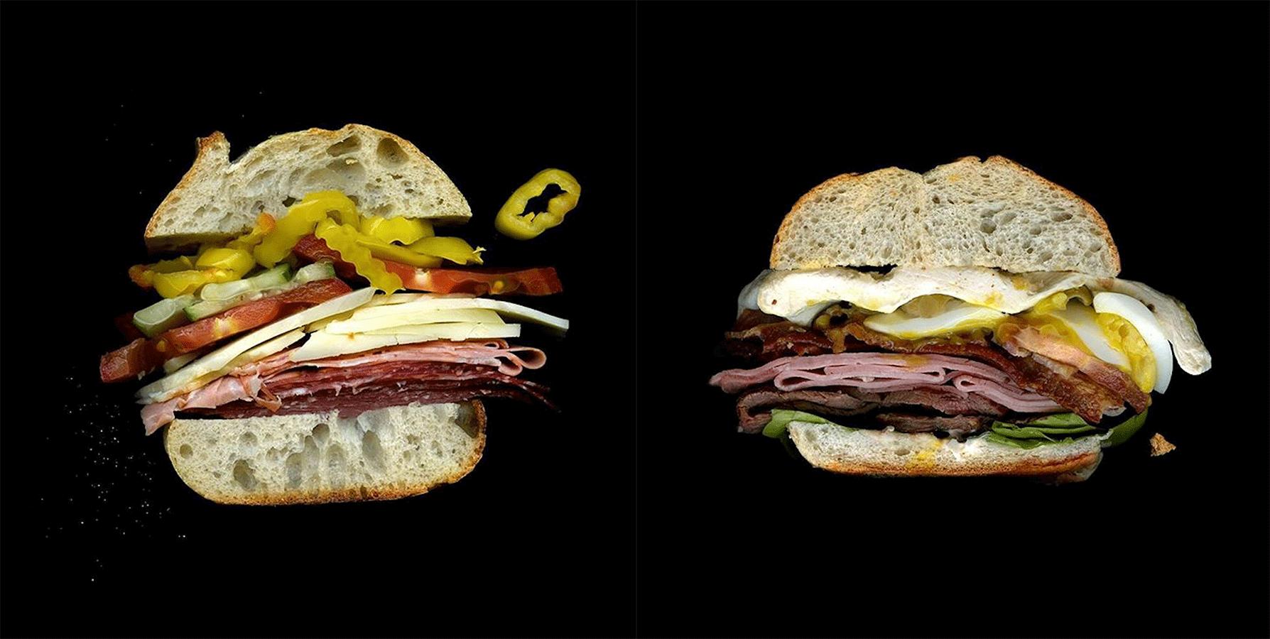Le compte Instagram qui vous donnera envie de sandwichs !