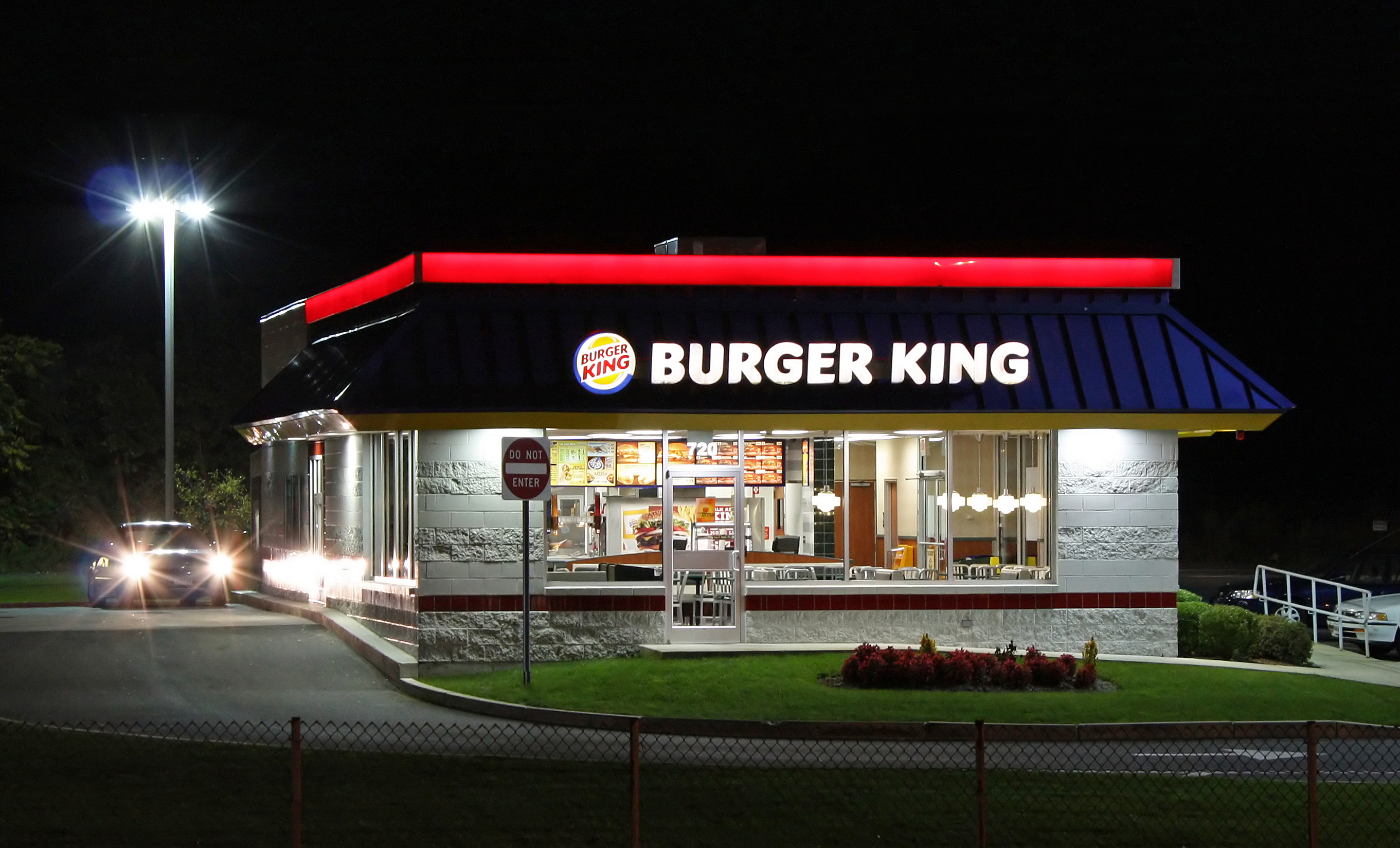 Ouverture du Burger King Toulouse