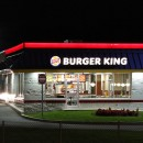 L'enseigne Burger King