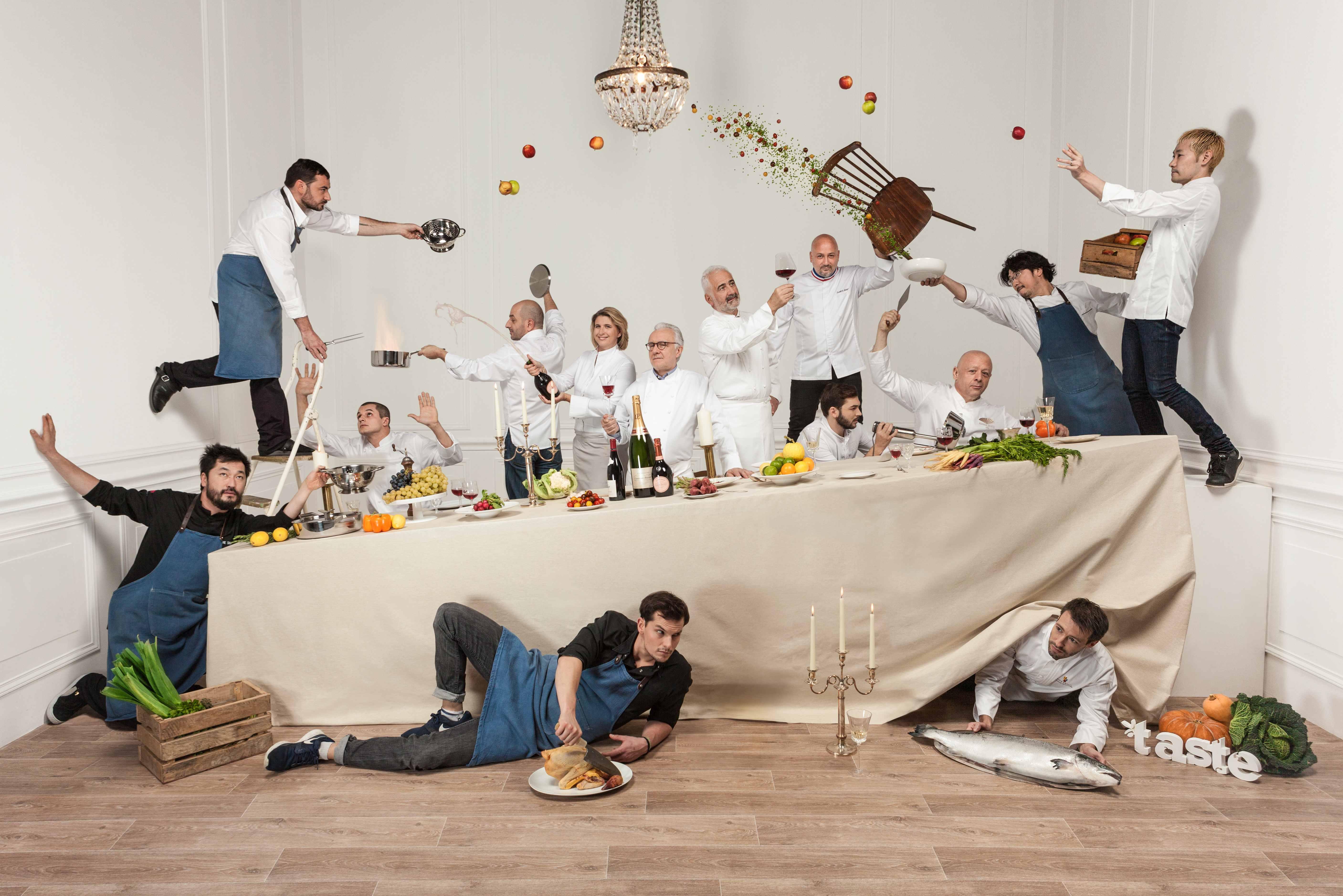 Taste of Paris, le festival des chefs et des gourmets revient à Paris !