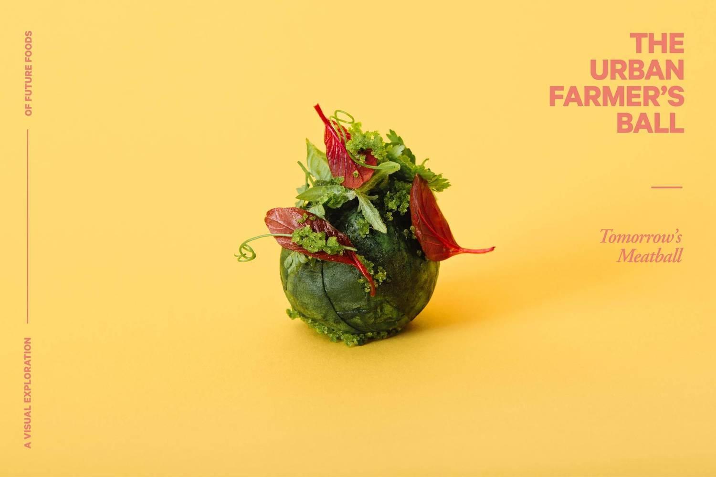 The Urban Farmer's Ball