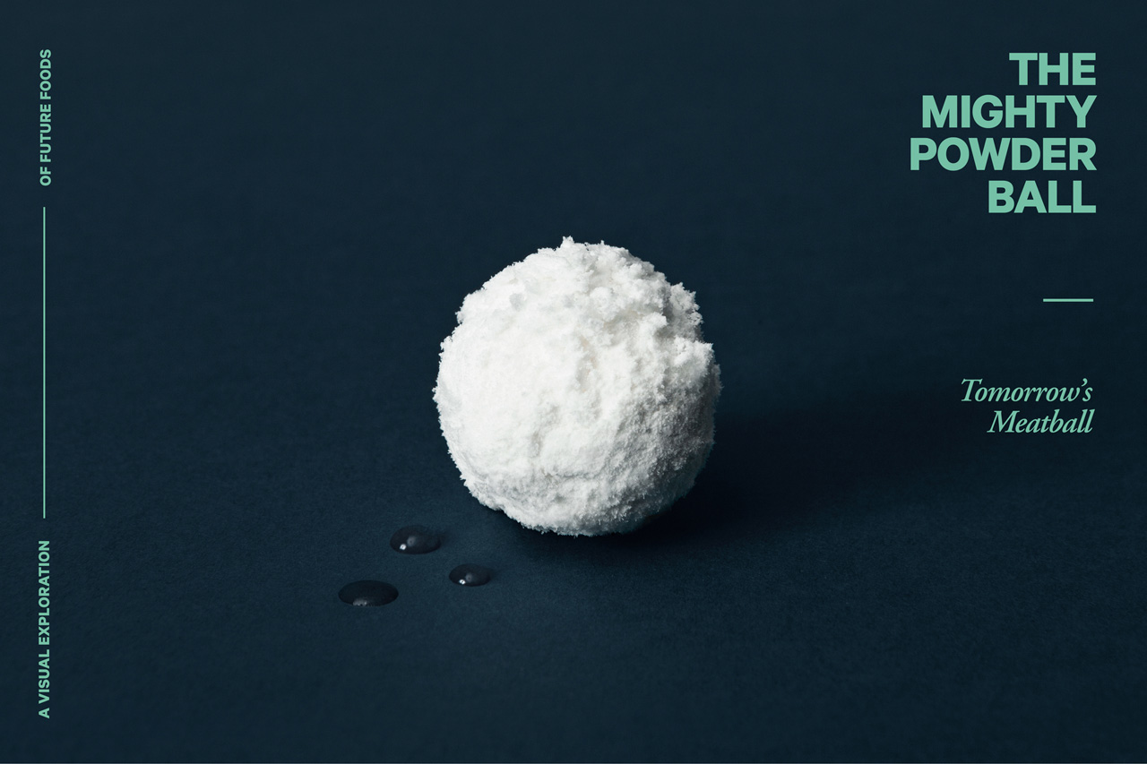 The Mighty Powder Ball