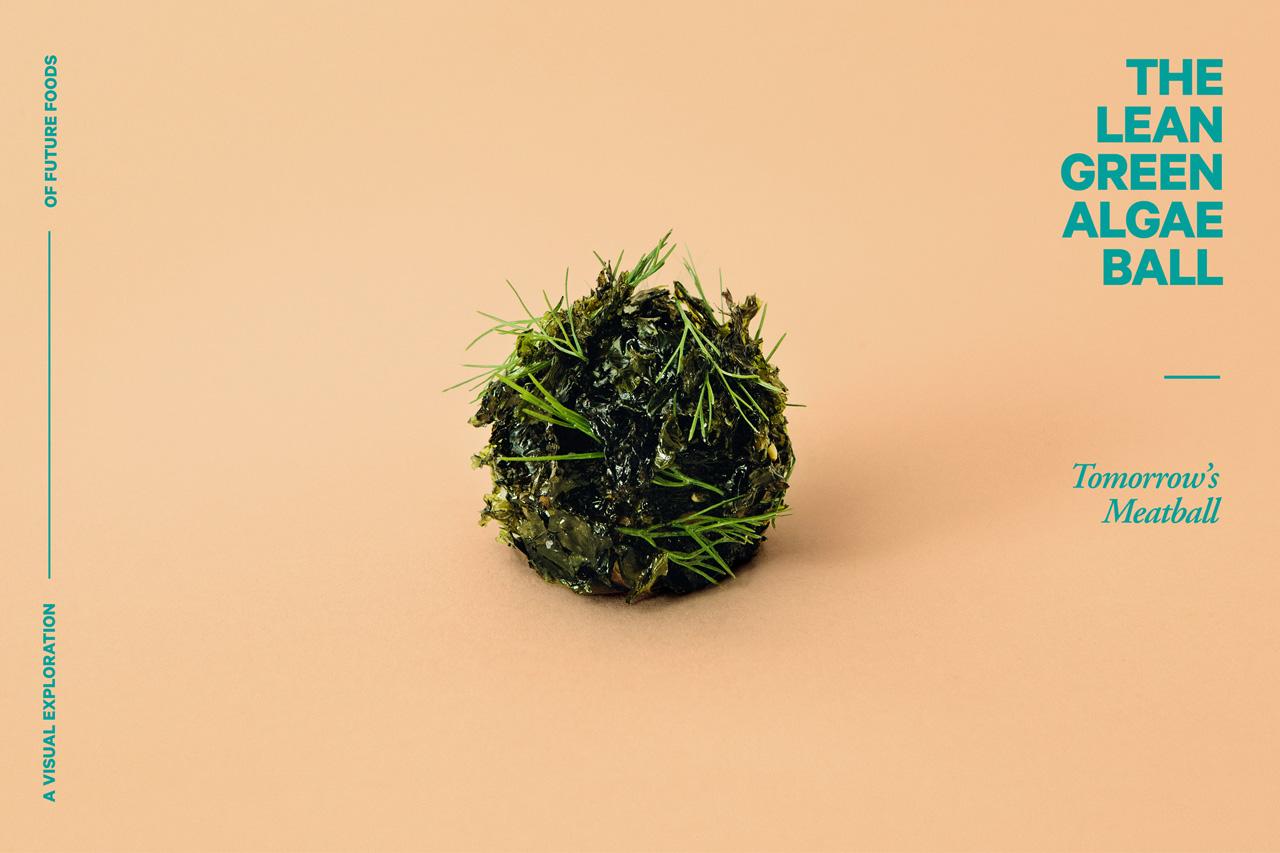 The Lean Green Algae Ball