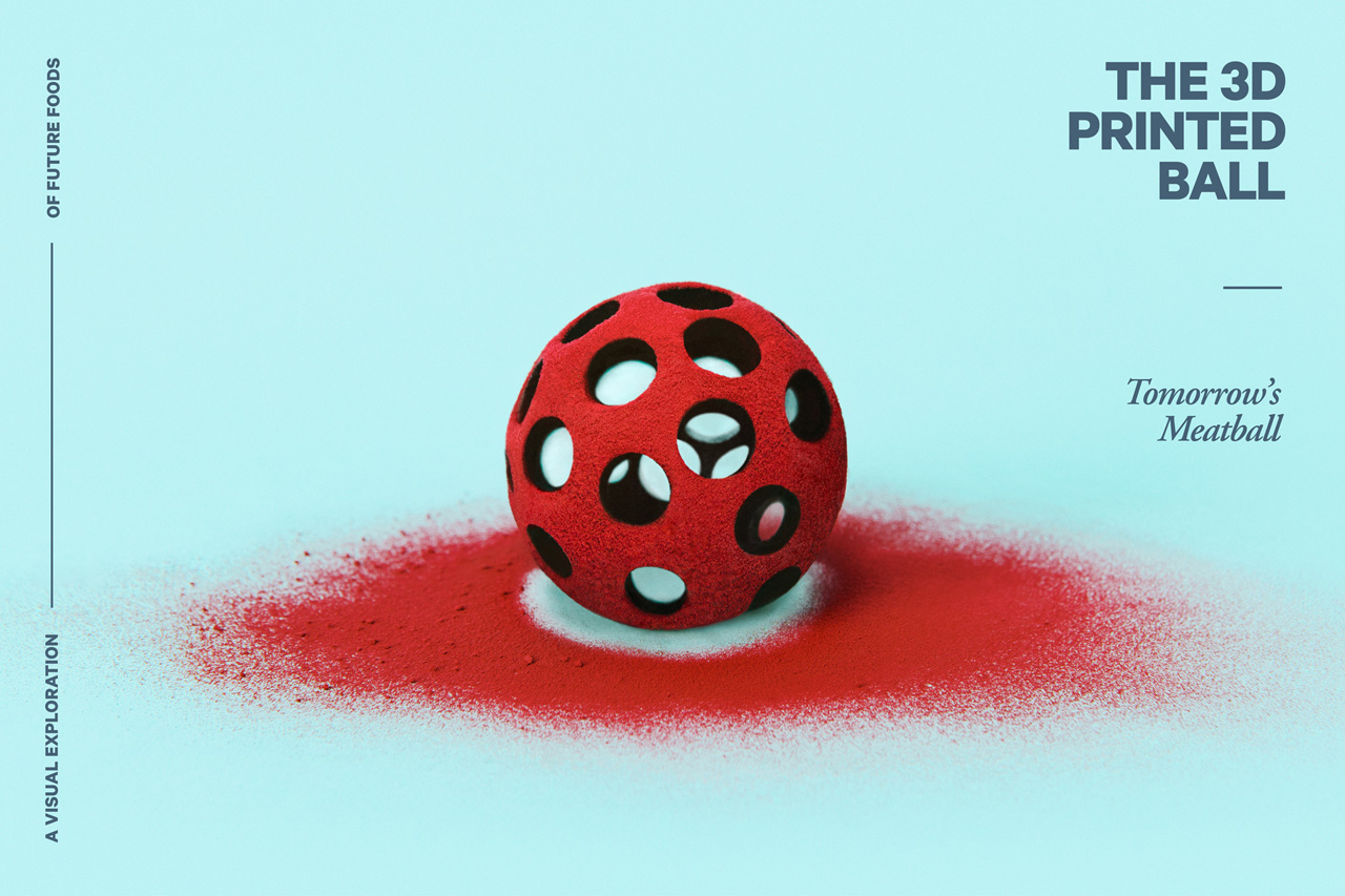 The 3D Printed Ball