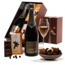 Champagne & Chocolat : le secret pour vivre vieux